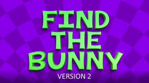 Find the Bunny, Version 2