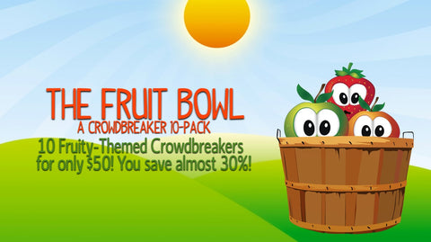 The Fruit Bowl 10-Pack