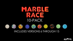 Marble Race 10-Pack