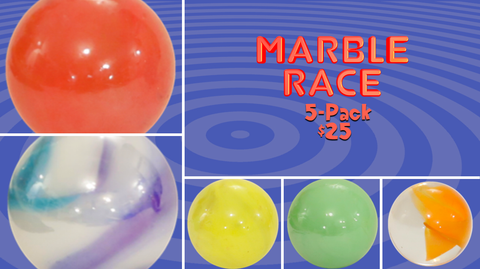 Marble Race 5-Pack