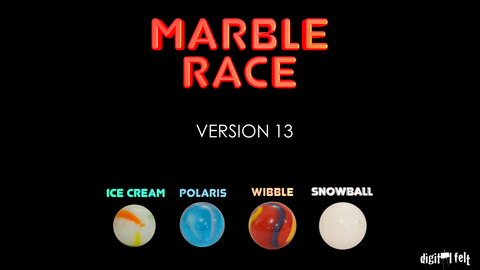 Marble Race - Version 13