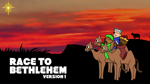 Race to Bethlehem - Version 1