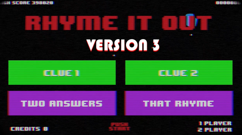 Rhyme it Out - Version 3