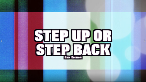 Step Up, Step Back - Version 2