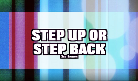 Step Up, Step Back - Version 3
