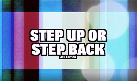 Step Up, Step Back - Version 4
