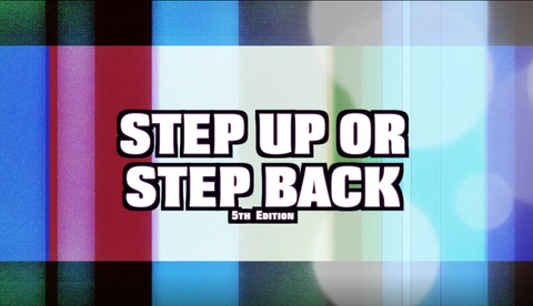 Step Up, Step Back - Version 5