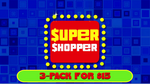Super Shopper, Christmas Edition 3-Pack