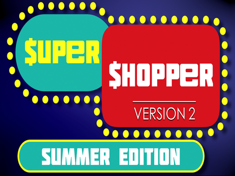 Super Shopper,  Summer Edition - Version 2