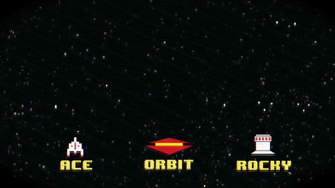 Space Racers - Version 2