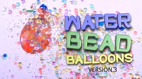 Water Bead Balloons - Version 3