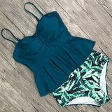 Ruffle Me Crazy Swimsuit
