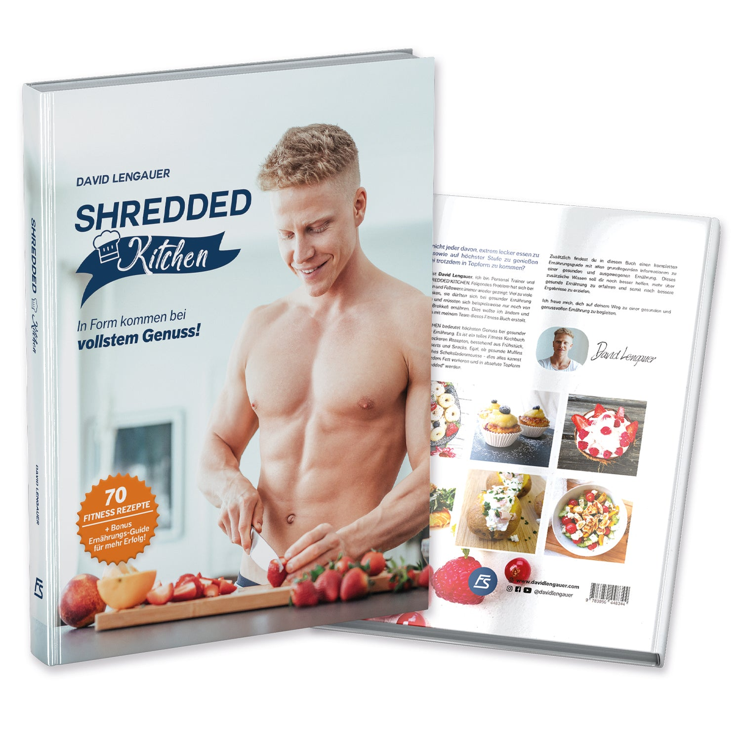 Fit&Shredded Bundle Box