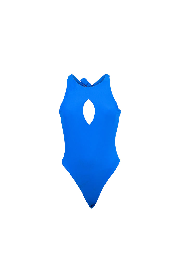 Blue Nakey One Piece