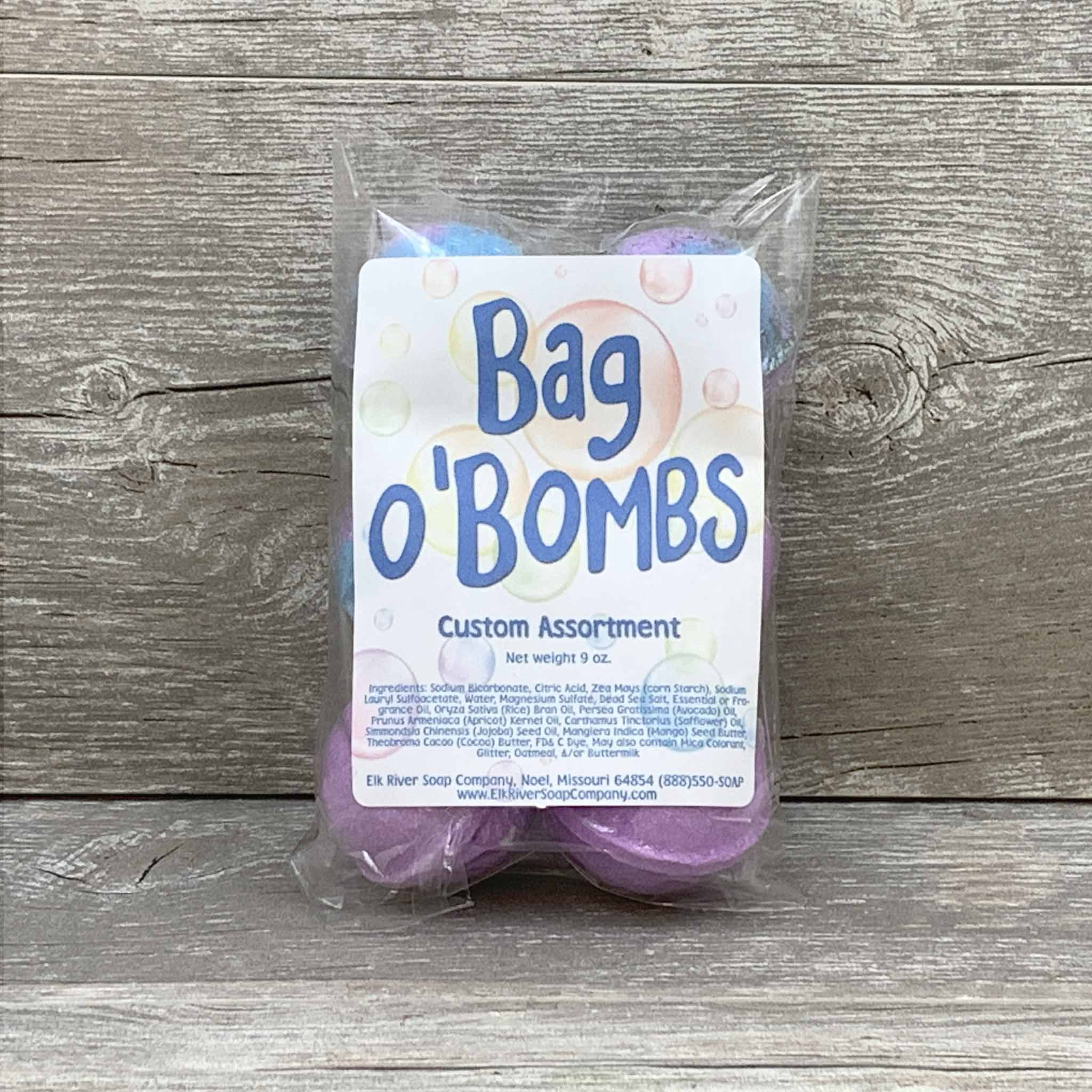 Bag O Bombs Custom Assortment Pack (MUST SELECT)
