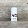 Charcoal and Tea Tree Deodorant