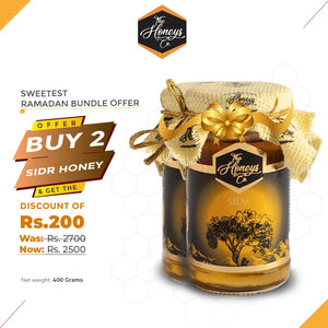 Sidr Honey Bundle Deal