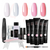 Gel Bae Poly Gel Kit - Includes 5 Poly Gel Colours