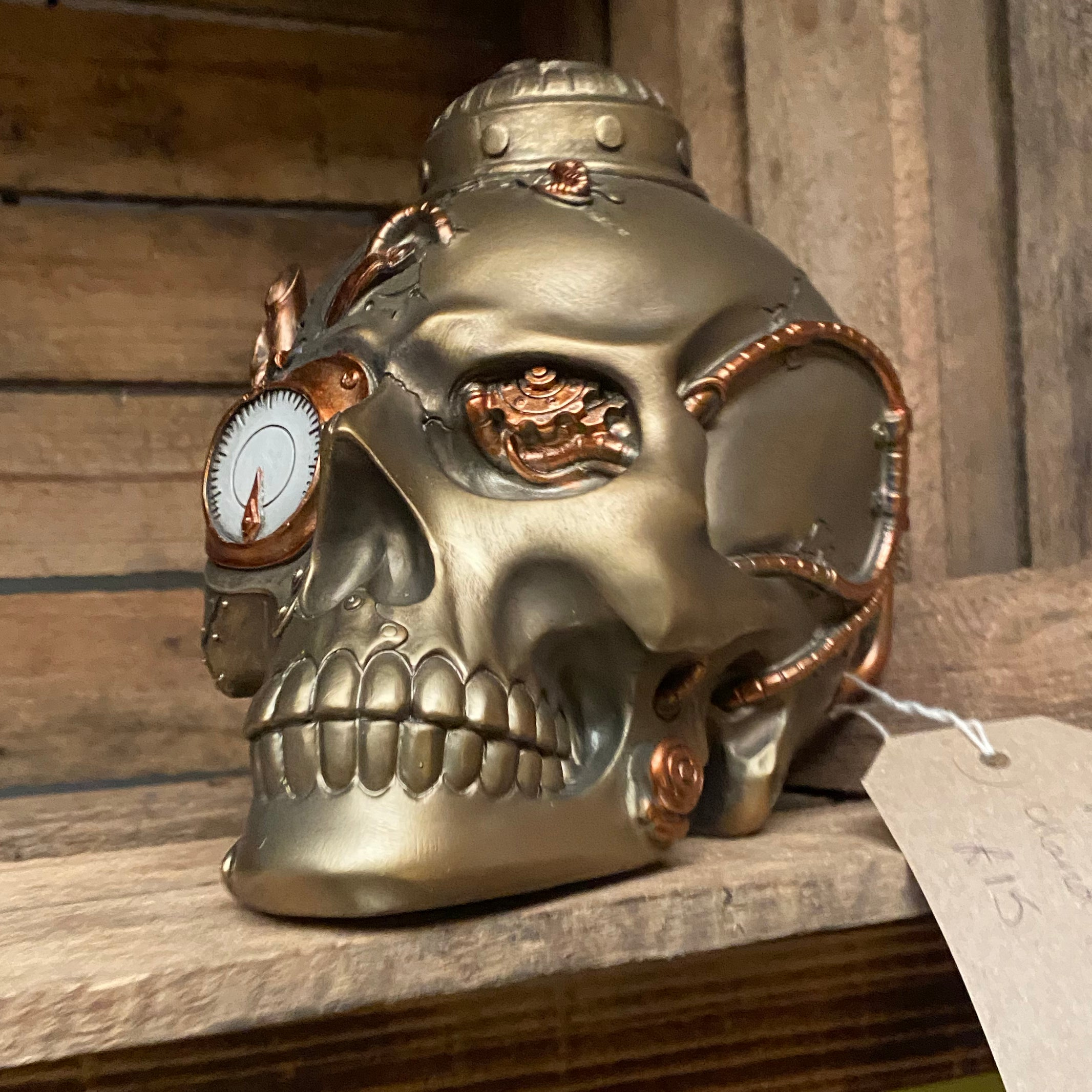Decorative Skull Ornament