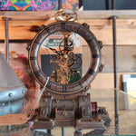 Steampunk Time Machine Clock