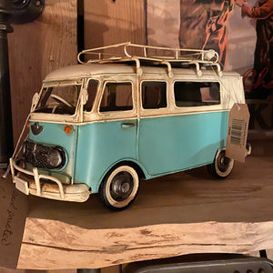 Handmade VW Camper Van Model