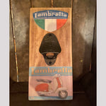 Decorative Wall Mounted Bottle Opener