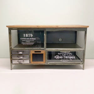 Industrial TV Cabinet
