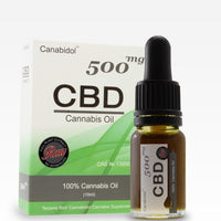 Canabidol™ CBD Oil Drops (RAW)