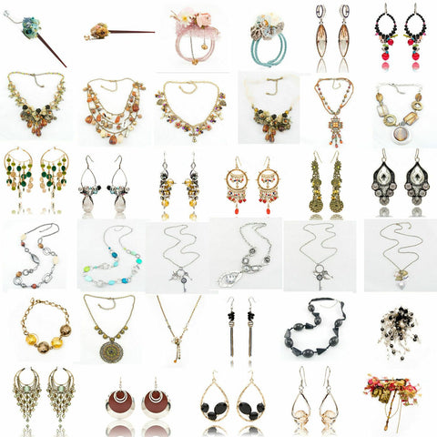 New Fashion Bracelet/Earrings/Brooch/Long Necklace/Hair Pins