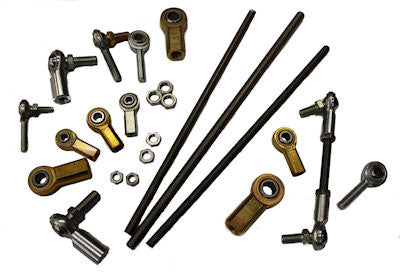 Rod-ends, Linkages and linkage parts