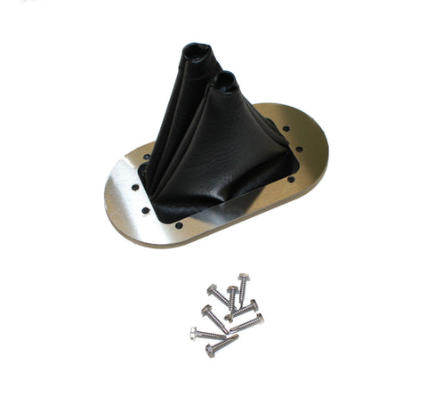 Shifter Boot, Twin-Stick, Tailored   P/N TSBT