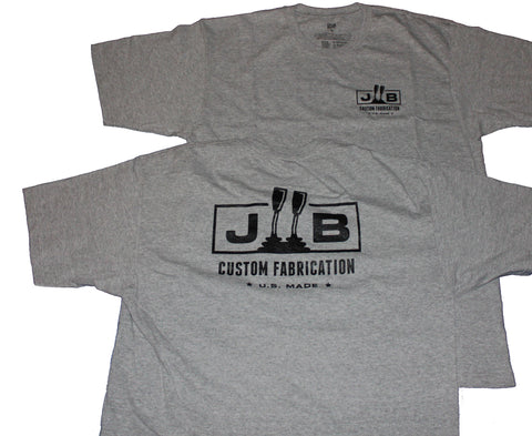 T-Shirt, JB Custom Fabrication, Logo