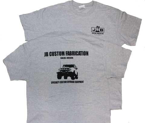 T-Shirt, JB Custom Fabrication, Early Bronco