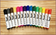 Colour Me Mats - 15pc Broad Tip Whiteboard Markers