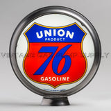 "Union 76 15"" Gas Pump Globe with Steel Body"