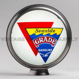 "Seaside Grade 15"" Gas Pump Globe with Steel Body"