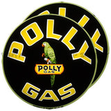 "Polly Gas 15"" Gas Pump Globe - Limited Edition"