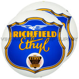 "Richfield Ethyl 15"" Pair of Lenses"