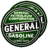 "General Petroleum 15"" Pair of Lenses"