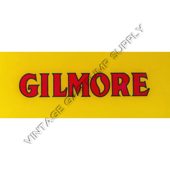Gilmore Flat Ad Glass
