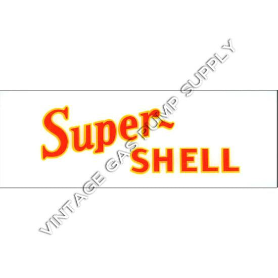 Super Shell Flat Ad Glass