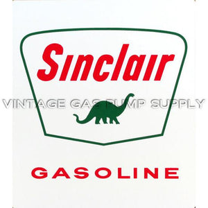 "12""x14"" Sinclair Dino Vinyl Decal"