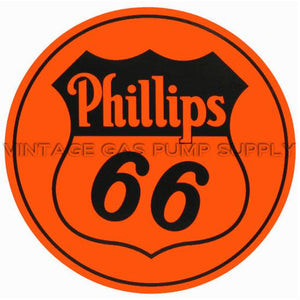 "10"" Phillips 66 Vinyl Decal"