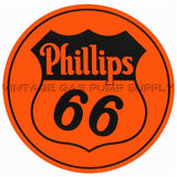"2"" Phillips 66 Vinyl Decal"