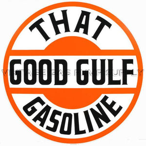 "12"" That Good Gulf Vinyl Decal"