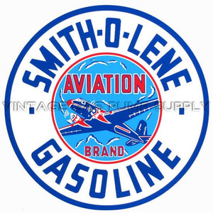 "12"" Smitholene Vinyl Decal"
