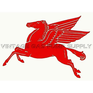 "3.75""x3.25"" Pegasus L.H. Water Transfer Decal"