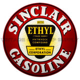 "Sinclair Ethyl 13.5"" Lens"