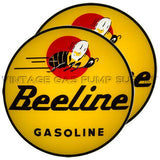 "Beeline Gasoline 13.5"" Pair of Lenses"