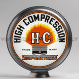 "Supertest HC 13.5"" Gas Pump Globe with Steel Body"